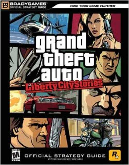 Grand Theft Auto: Liberty City Stories Official Guide