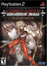 Growlanser: Heritage of War Limited Edition