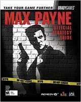 Max Payne Official Strategy Guide Book