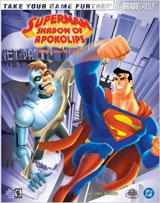Superman: Shadow of Apokolips Official Strategy Guide Book