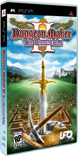 Dungeon Maker 2: The Hidden War