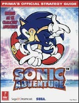 Sonic Adventure Official Strategy Guide