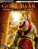 God of War: Chains of Olympus Official Strategy Guide