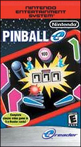 Pinball e-Reader Cards