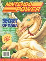 Nintendo Power Magazine Volume 54 Secret Of Mana
