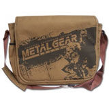 Metal Gear Solid Snake Messenger Bag