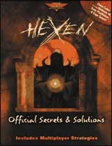 Hexen Official Secrets and Solutions Guide