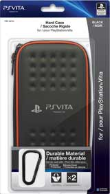 PlayStation Vita Black Hard Case