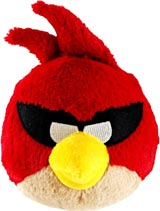 Angry Birds Space 16 Inch Red Bird Plush