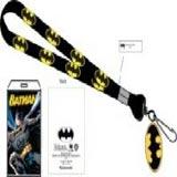 Batman Classic Bat Symbol Lanyard