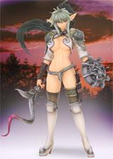Queen's Blade: Echidna PVC Figure