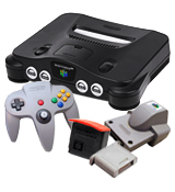 Nintendo 64 System Solo Pack