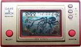 Game & Watch Wide Screen Series: Octopus