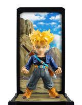Dragon Ball Z Super Saiyan Future Trunks Tamashii Buddies Figure