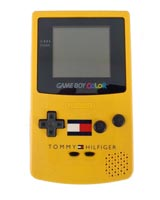 Nintendo Game Boy Color Tommy Hilfiger Limited Edition