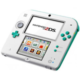 Nintendo 2DS System Sea Green