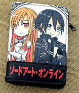Sword Art Online: Kirito and Asuna Wallet