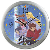 Tales of Symphonia: GameCube Key Wall Clock