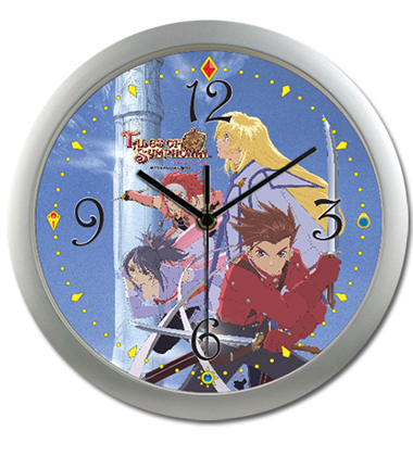 Tales of Symphonia Wall Clock (GameCube)