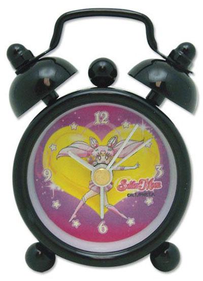 Sailor Moon Chibi Moon Mini Desk Clock