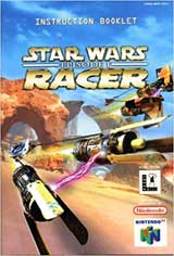 Star Wars Episode 1: Racer (Instruction Manual)