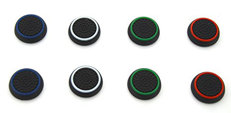 Silicone Thumb Stick Grip Cap Cover