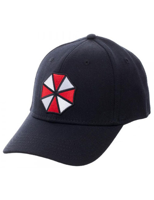 Resident Evil Logo Flex Cap