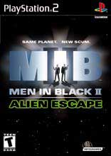 Men in Black II: Alien Escape