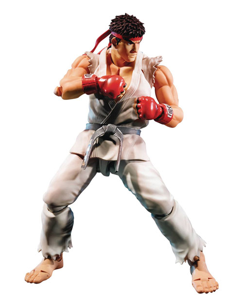 Street Fighter V Ryu S.H.Figuarts Action Figure