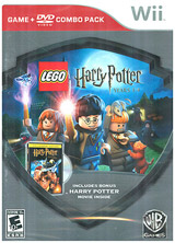 LEGO Harry Potter Years 1-4 Game and DVD Combo Pack