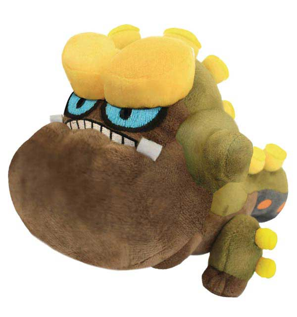 Monster Hunter World: Uragankin Plush