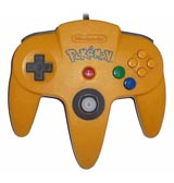 Nintendo 64 Pokemon Battle Set Controller