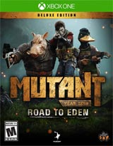 Mutant Year Zero: Road to Eden Deluxe Edition