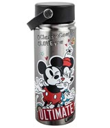 Disney Mickey & Minnie Ultimate Couple 17 oz Stainless Steel Water Bottle