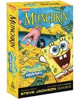 Spongebob Squarepants Munchkin