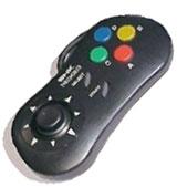 Neo Geo CD Pad Controller