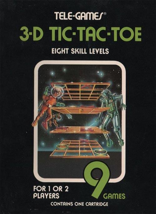 3-D Tic-Tac-Toe (Sears)