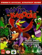Banjo-Kazooie Official Strategy Guide