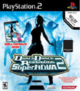 Dance Dance Revolution: Super Nova 2 Bundle w/ Dance Mat