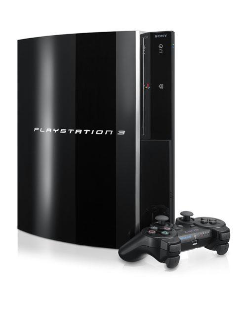 Sony Playstation 3 80GB HD 4 USB