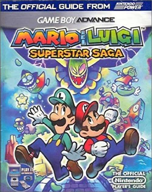 Mario and Luigi: Superstar Saga Nintendo Power Guide