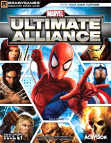 Marvel Ultimate Alliance Signature Series Guide