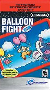Balloon Fight e-Reader Cards