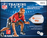 EA Sports Active NFL Training Camp Bundle