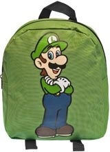 Nintendo Luigi Green Mini Backpack