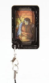 Final Fantasy XIV Constancy Guildleve Collector's Phone Charm Strap