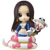 One Piece: Boa Hancock with Salome Chibi-Arts Figure