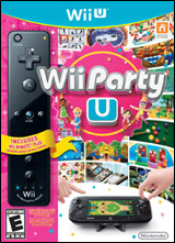 Wii Party U with Controller