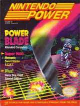 Nintendo Power Volume 23 Power Blade
