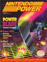Nintendo Power Volume 23 Power Blade